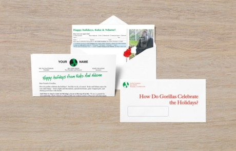 Canterbury Graphics - Portfolio, Direct Mail, Letters